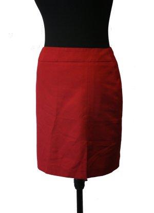 Amalfi Pencil Skirt dark red polyester