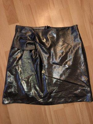 Koton Wraparound Skirt anthracite