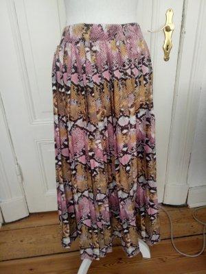 Asos Midi Skirt multicolored