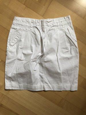 Milano Italy Cargo Skirt white
