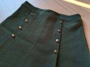 Rock Military Knöpfe oliv khaki