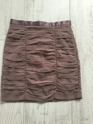 ROCK, Mini, sexy , edel , Gr. 34, in Taupe