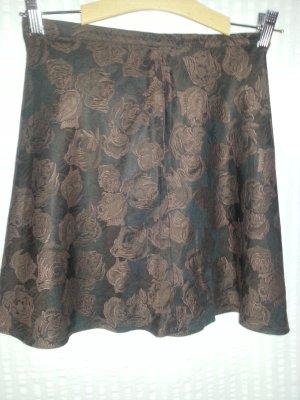 United Colors of Benetton Miniskirt black-brown