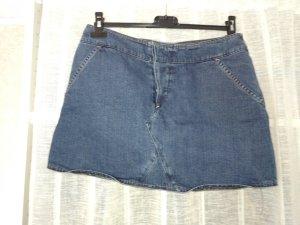 Rock Minirock Jeans