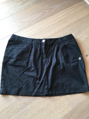 Rock Minirock schwarz Basic TOP Gr. 44