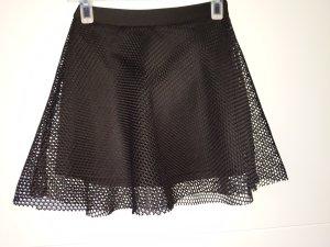 FB Sister Skater Skirt black-gold-colored