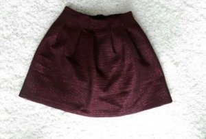 Pimkie Circle Skirt purple