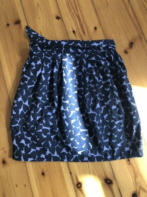 H&M Flared Skirt multicolored