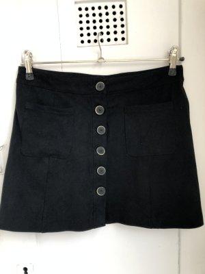 Zara Miniskirt black-taupe