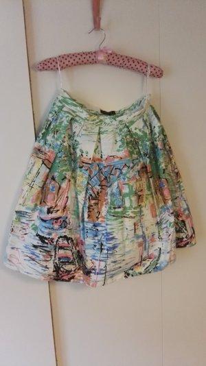 Rock mit Petticoat!!