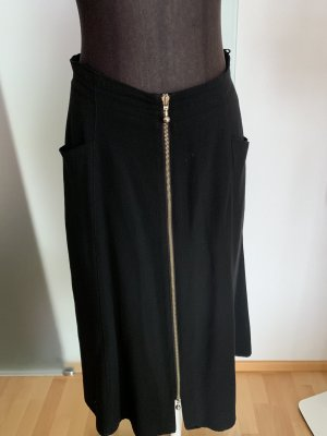 Heidemann Godet Skirt black
