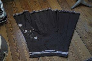 Taifun Circle Skirt multicolored cotton
