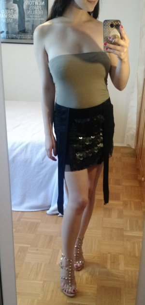 Birger et Mikkelsen Mini rok zwart