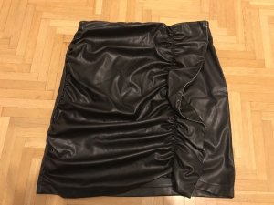 Patricia Pepe Leather Skirt black
