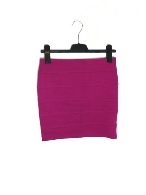 Rock Pink lila Forever 21 Skirt Minirock