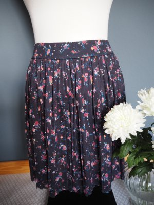 Clockhouse Pleated Skirt multicolored mixture fibre