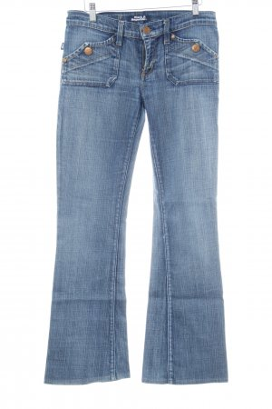 Rock & Republic Boot Cut Jeans blau Casual-Look