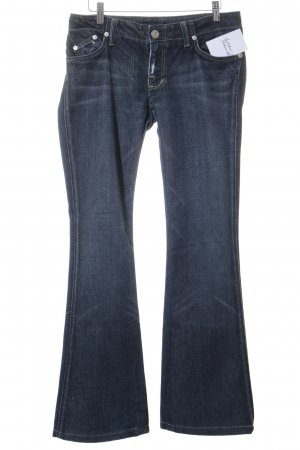 Rock & Republic Boot Cut Jeans blau Casual-Look