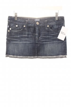 Rock & Republic Jeansrock blau