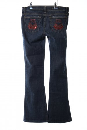 Rock & Republic Denim Flares blue casual look