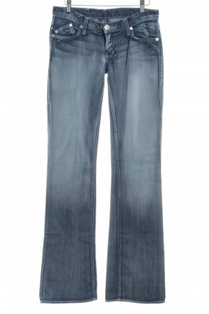 Rock & Republic Jeansschlaghose blau Street-Fashion-Look