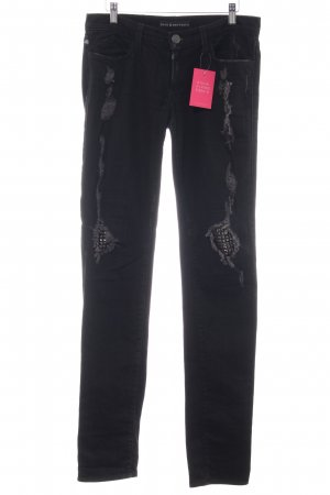 Rock & Republic Skinny Jeans schwarz Casual-Look