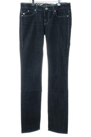 Rock & Republic Straight-Leg Jeans schwarz Casual-Look