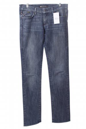Rock & Republic Straight-Leg Jeans blau Casual-Look