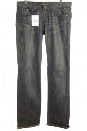 Rock & Republic Straight-Leg Jeans khaki Jeans-Optik