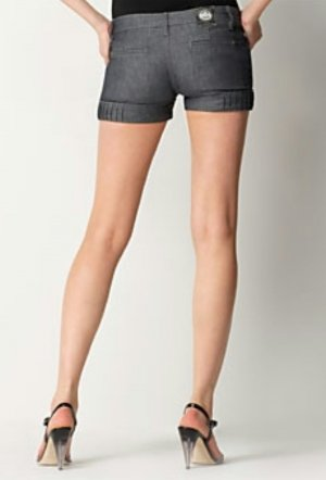 Rock & Republic THE SKINNY Jeans shorts Hotpants gr XS 24/ 25