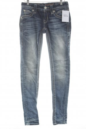 Rock Revival Skinny Jeans blau Casual-Look