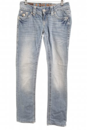 Rock Revival Slim Jeans hellblau Casual-Look
