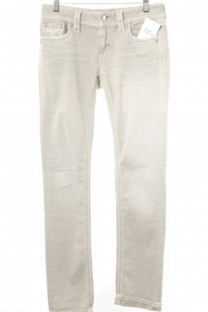"Rock Revival Straight-Leg Jeans ""Angie Straight J21"" sandbraun"