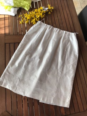 Sallie Sahne Tulip Skirt light grey
