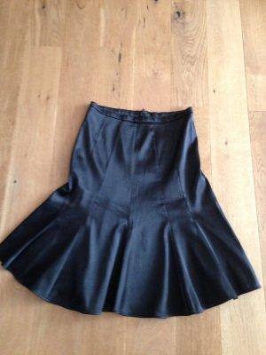 Godet Skirt black