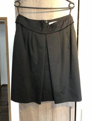 More & More Jupe à plis noir