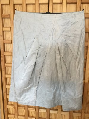 Biba Crash Skirt light grey mixture fibre