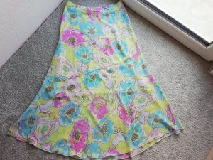 Cobra Maxi Skirt multicolored polyester