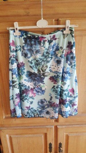 Boysen's Falda midi multicolor