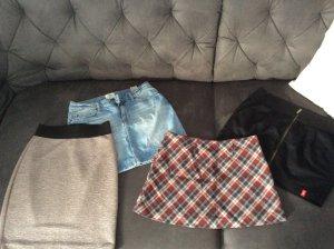 Rock special casual-elegant H&M und Esprit