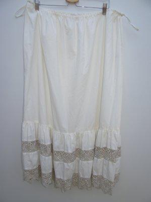 Vintage Maxi Skirt oatmeal