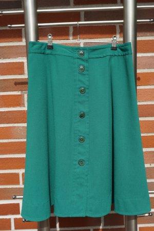Flared Skirt green