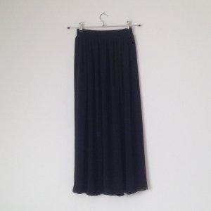 American Apparel Falda midi negro