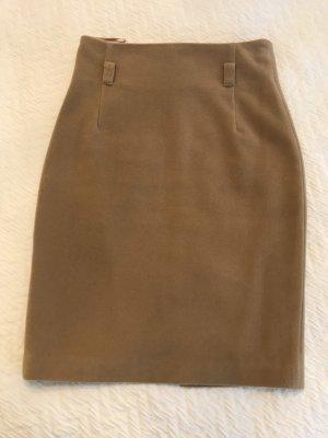 Ana Alcazar Pencil Skirt bronze-colored