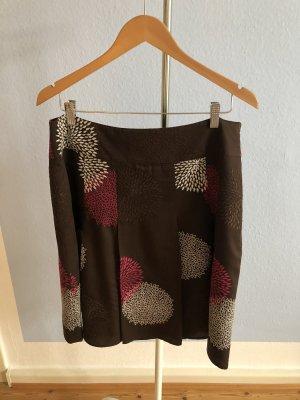 Ann Taylor Plaid Skirt multicolored