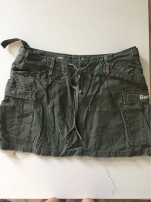 Bench Mini rok khaki