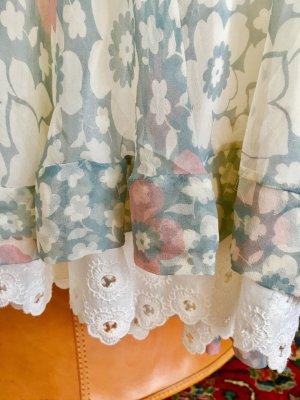 Blugirl Blumarine Midi Skirt multicolored