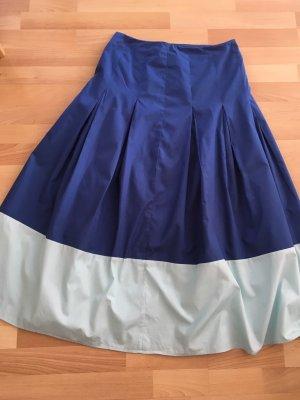 Boden Falda larga turquesa-azul