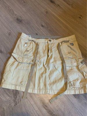 G-Star Skater Skirt oatmeal-beige