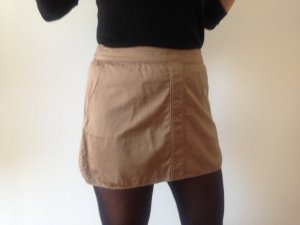 Gucci Miniskirt beige cotton